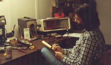 STC Electronics Photo of Les Vaughn