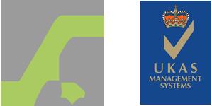 AJA Europe - UKAS Logo